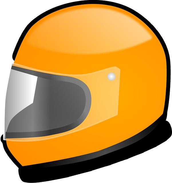 žlutá helma